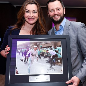 zoom-charity-event-london-suzie-perry-and-the-winning-bidder-of-her-zoom-photo