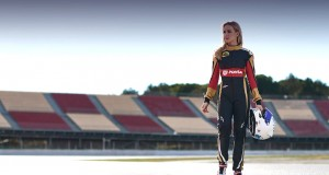 Carmen Jorda Hungarian Grand Prix with Lotus F1 Team - Neuschwansteiner