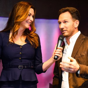 zoom-charity-event-london-suzie-perry-and-red-bull-racing-boss-christian-horner